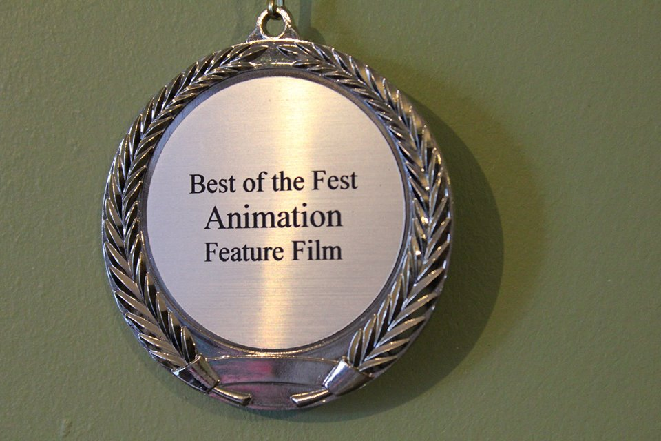 Snark wins Best Animated Feature at Fantasmgorical Film Festival