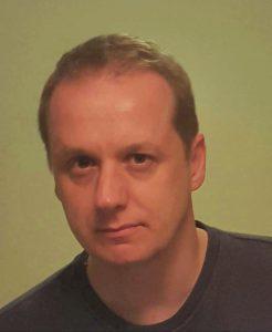 Nick Jackson Author